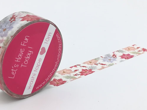 W318 - Masking tape Feuille d'automne
