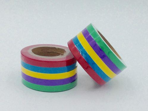 W281 - 5 rouleaux couleurs primaires