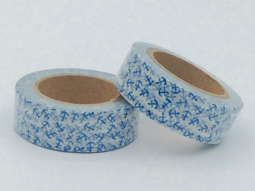 W057-  Ancres bleues
