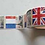 Thumbnail: W305 - Masking tape drapeaux US UK