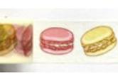 W340 - Masking tape macarons colorés