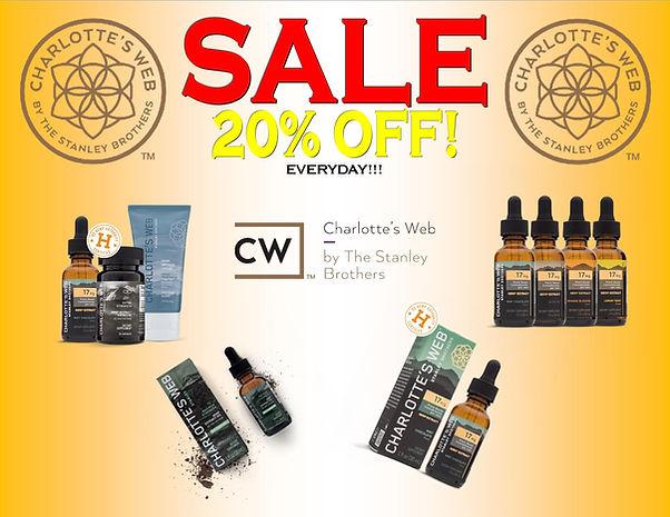 CBD Charlotte's Web everyday_sale (PICTU