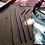 Thumbnail: 4 Pailles inox Arc en ciel 21 cm, courbées ou droites, zéro déchet