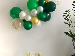 Tuto - L'arche de ballons pour une fête d'anniversaire, mariage ou EVJF / DECO