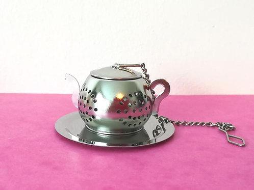 Infuseur à thé bouilloire à thé inox
