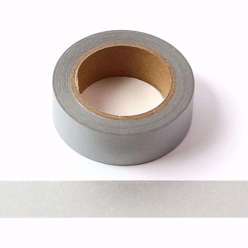 Masking tape 15mm uni argent