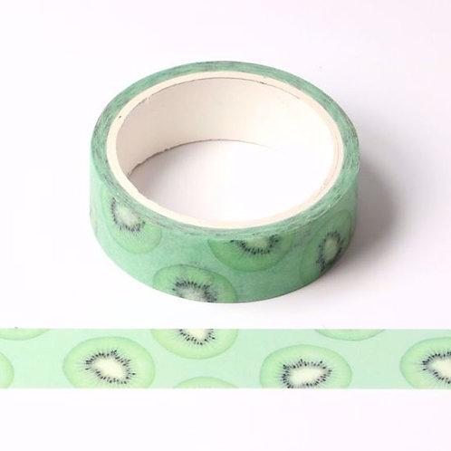 W447 - Masking tape  5m kiwi