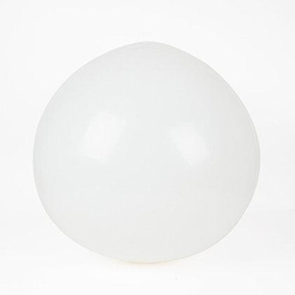 Ballon latex Géant 90 cm blanc