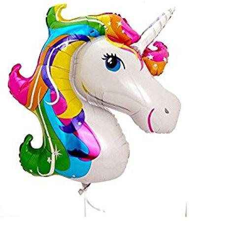 Ballon mylar Licorne 90 cm