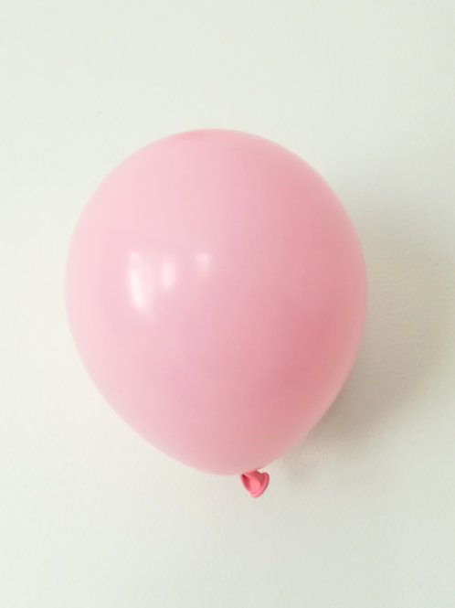 10 ballons rose 15 cm