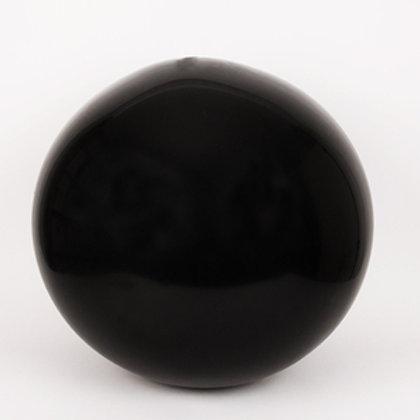 Ballon Latex Géant noir 90 cm