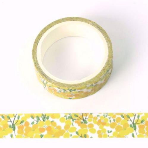 W443 - Masking tape  5m mimosa