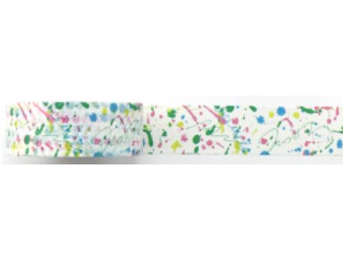 W407 - Masking tape Pollock joyeux