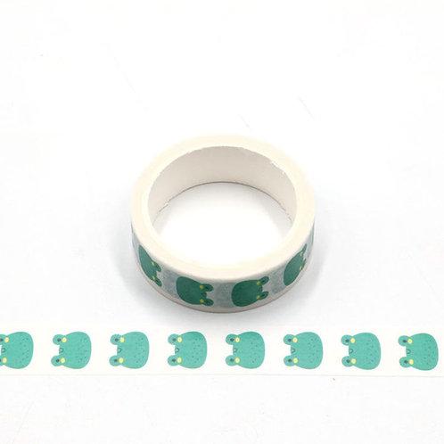 W489 - Masking tape 5m grenouille