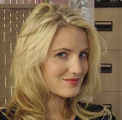 Blonde hair system