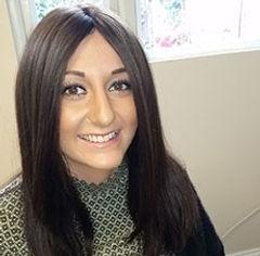 brunette hair system