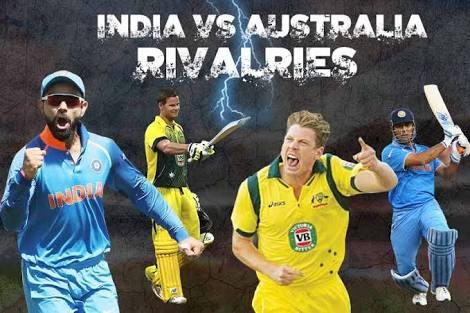 Joining start 4 India vs Australia oneday