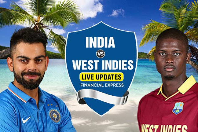 INDIA VS WEST INDIES 20-20                WESTINDIES WIN