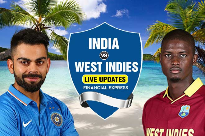 INDIA VS WI 4TH ONEDAY. MATCH REPORT WILL BE GIVEN IN RUNNING . FOR BEST SERVICES JOIN OUR PAID SERVICES. AS 7250604344