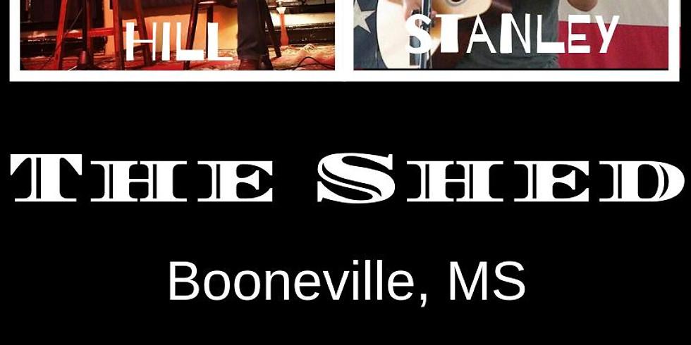 Pistol Hill & Chance Stanley - Booneville, MS