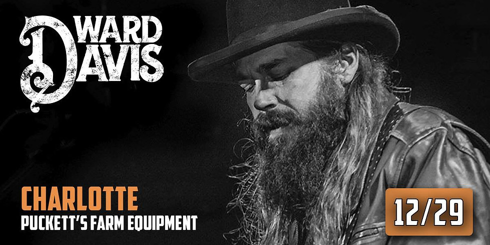 Pistol Hill in support of Ward Davis - Charlotte, NC