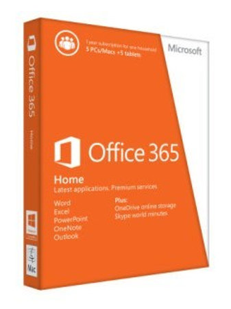 Office 365 Home (Subscription)