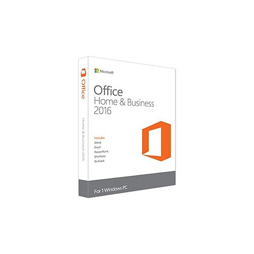 Microsoft Office 2016 - Home and Business