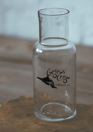 Curios Crow Logo