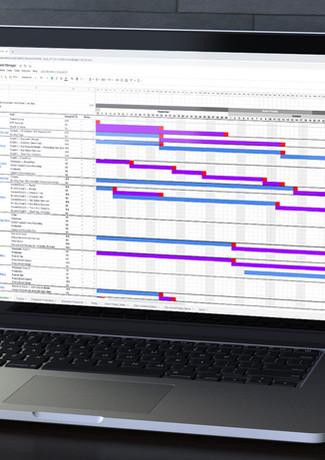 Task and Timeline Organization