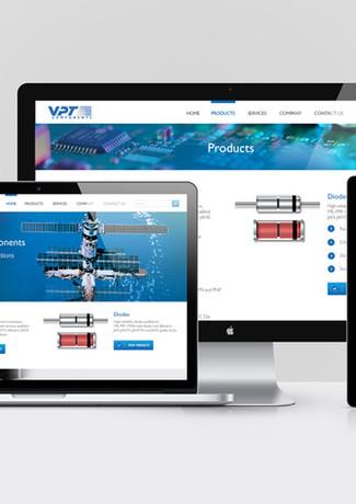 VPT Components Website