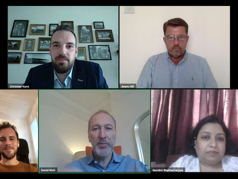 Wrapping Up Avere's Participation At The Eventful 2-day Webinar!