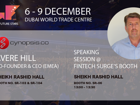 We are exhibiting at GITEX Future Stars 2020 - MENA and South Asia's Biggest Startup Event!