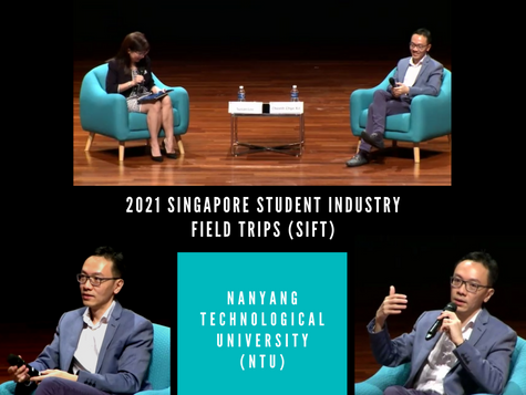 Wrapping Up The 2021 Singapore Student Industry Field Trips (SIFT)