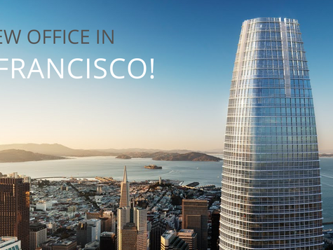 Our New Office In the United States of America, San Francisco!