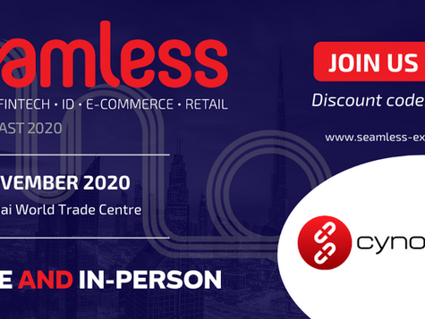 We Are Exhibiting At Seamless Middle East 2020!
