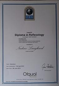 Reflexology Diploma