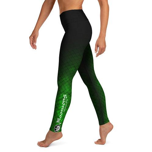 Moonsong Pod leggings green