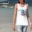 Thumbnail: Logo Mermaid Vibes - Women's Racerback Tank