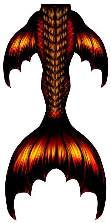 Dragon Tail - Fury