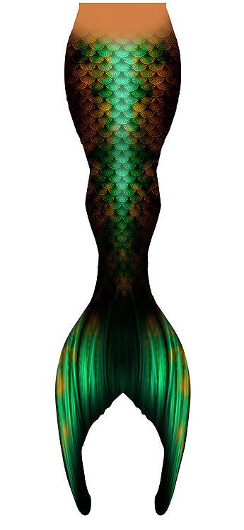 Luna Emerald Shimmer