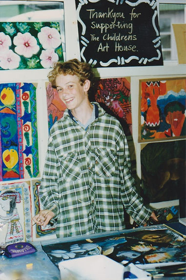 Shona Hammond Boys - Artist/Author/Musician/Filmmaker