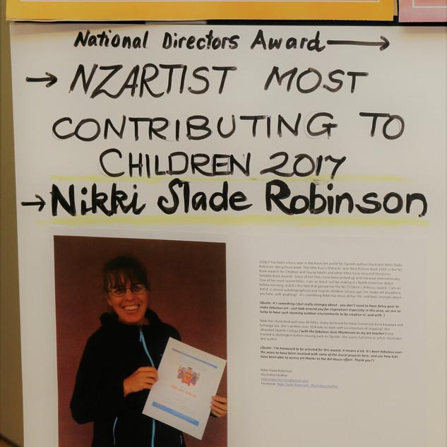 Nikki Slade Robinson