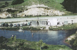 Soda Springs around the 1950s
