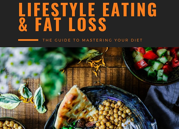 Lifestyle Eating & Fat Loss eBook