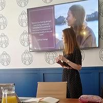 4 weeks Mindfulness Training Workshop Webinar - Mind It Ltd - Wellbeing at Work - Wellbeing workshops, wellbeing webinars, wellbeing training and wellbeing consultancy - Leeds Yorkshire