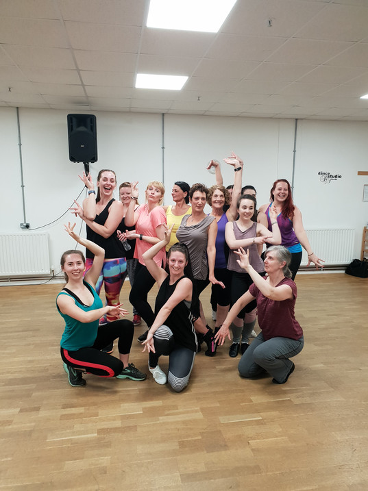 Leeds Wellbeing Week 2019 - Dance Workshop in Leeds - copyright Mind It Ltd
