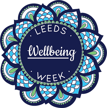 Logo Leeds Wellbeing Week