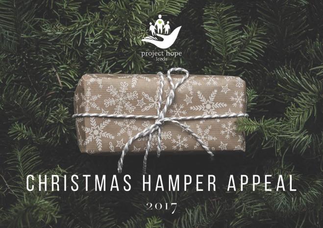 Christmas Hampers Project Hope 2017, Mind It Ltd, Wellbeing workshops, wellbeing webinars, wellbeing training, wellbeing consultancy, Leeds, England