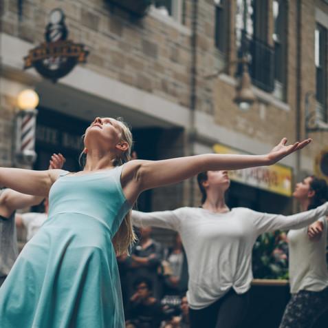 80s Dance Class