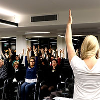 Chair Yoga Workshop Webinar - Mind It Ltd - Wellbeing at Work - Wellbeing workshops, wellbeing webinars, wellbeing training and wellbeing consultancy - Leeds Yorkshire - copyright Mind It UK
